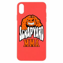 Чехол для iPhone Xs Max Scrapyard MMA