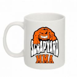 Кружка 320ml Scrapyard MMA - FatLine