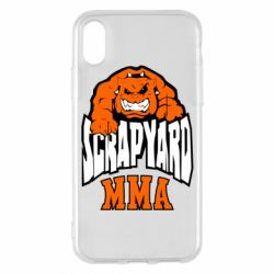 Чехол для iPhone X/Xs Scrapyard MMA