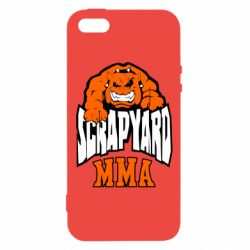 Чехол для iPhone5/5S/SE Scrapyard MMA