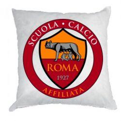 Подушка Scuola logo