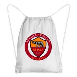 Рюкзак-мішок Scuola logo