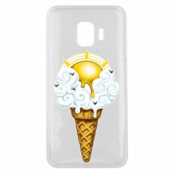 Чохол для Samsung J2 Core Sea ice cream