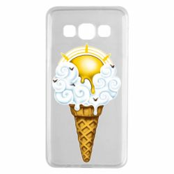 Чохол для Samsung A3 2015 Sea ice cream