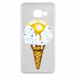 Чохол для Samsung A3 2016 Sea ice cream