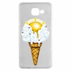 Чохол для Samsung A5 2016 Sea ice cream
