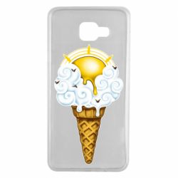 Чохол для Samsung A7 2016 Sea ice cream