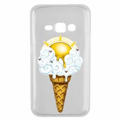 Чохол для Samsung J1 2016 Sea ice cream