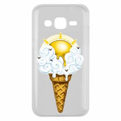 Чохол для Samsung J2 2015 Sea ice cream