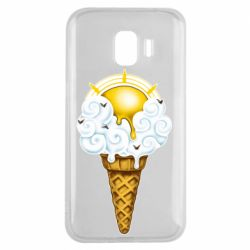 Чохол для Samsung J2 2018 Sea ice cream