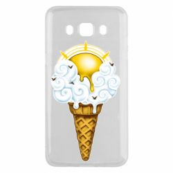Чохол для Samsung J5 2016 Sea ice cream