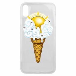 Чохол для iPhone Xs Max Sea ice cream