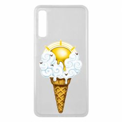 Чохол для Samsung A7 2018 Sea ice cream