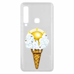 Чохол для Samsung A9 2018 Sea ice cream