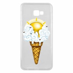 Чохол для Samsung J4 Plus 2018 Sea ice cream