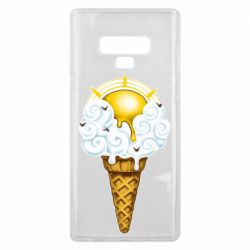 Чохол для Samsung Note 9 Sea ice cream