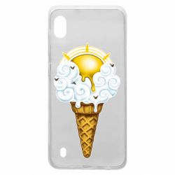 Чохол для Samsung A10 Sea ice cream