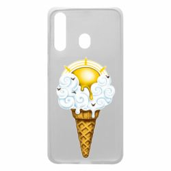 Чохол для Samsung A60 Sea ice cream