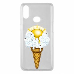 Чохол для Samsung A10s Sea ice cream