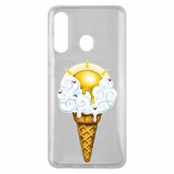 Чохол для Samsung M40 Sea ice cream