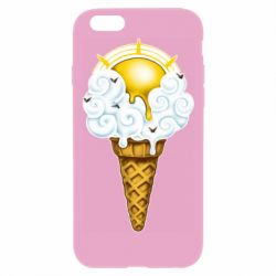 Чохол для iPhone 6 Plus/6S Plus Sea ice cream
