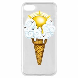 Чохол для iPhone 7 Sea ice cream