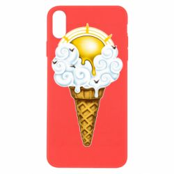 Чохол для iPhone X/Xs Sea ice cream