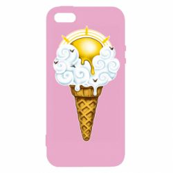 Чохол для iphone 5/5S/SE Sea ice cream