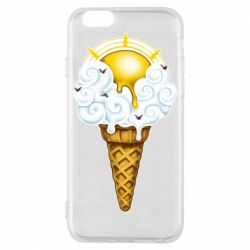 Чохол для iPhone 6/6S Sea ice cream