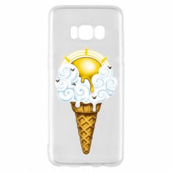 Чохол для Samsung S8 Sea ice cream