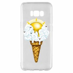Чохол для Samsung S8+ Sea ice cream