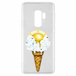 Чохол для Samsung S9+ Sea ice cream