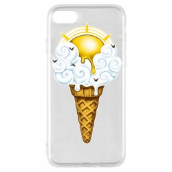 Чохол для iPhone 8 Sea ice cream