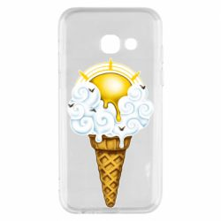 Чохол для Samsung A3 2017 Sea ice cream