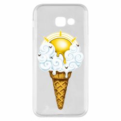 Чохол для Samsung A5 2017 Sea ice cream