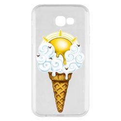 Чохол для Samsung A7 2017 Sea ice cream