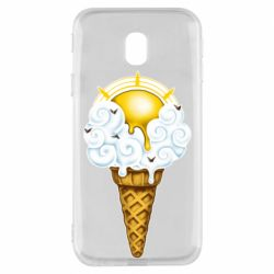 Чохол для Samsung J3 2017 Sea ice cream