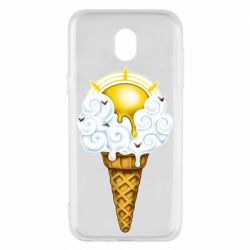 Чохол для Samsung J5 2017 Sea ice cream