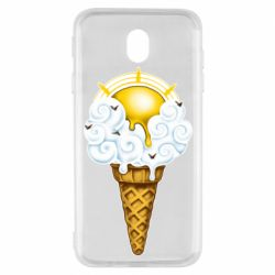 Чохол для Samsung J7 2017 Sea ice cream