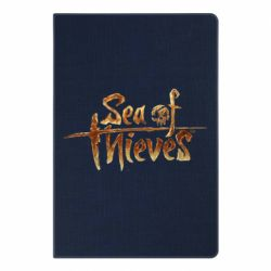 Блокнот А5 Sea of Thieves logo