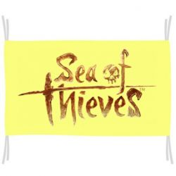 Прапор Sea of Thieves logo