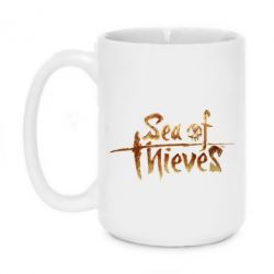 Кружка 420ml Sea of Thieves logo