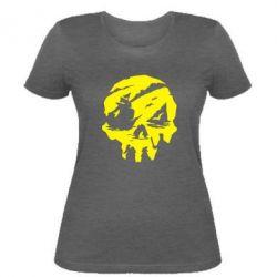 Жіноча футболка Sea of Thieves skull