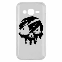Чохол для Samsung J2 2015 Sea of Thieves skull
