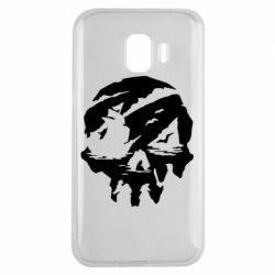 Чохол для Samsung J2 2018 Sea of Thieves skull