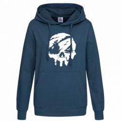 Толстовка жіноча Sea of Thieves skull