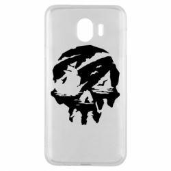 Чохол для Samsung J4 Sea of Thieves skull