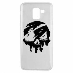 Чохол для Samsung J6 Sea of Thieves skull