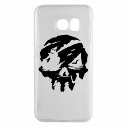 Чохол для Samsung S6 EDGE Sea of Thieves skull