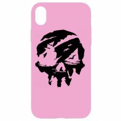 Чохол для iPhone XR Sea of Thieves skull